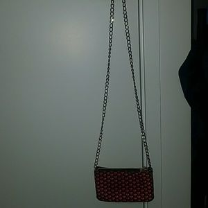 Moschino Mini Polyester Bag